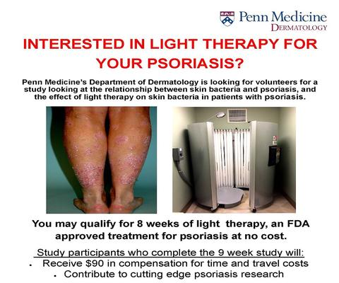 PSORIASIS is an inflammatory skin condition characterized by well-defined red plaques with a white scale surface 1